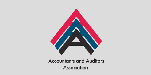 Accountants and Auditors Association Logo Design