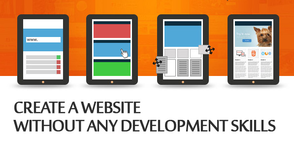 Create a Website Without any Development Skills – Top 10 Website Builders That Rocks