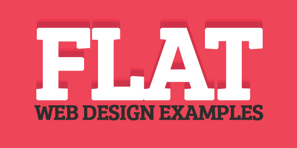 35 Flat Web Design Examples For Inspiration