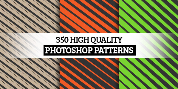 Ultimate Collection Of Photoshop Patterns: 350+ Hi-Qty Patterns