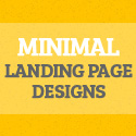 Post thumbnail of Landing Page Designs – Minimal Design