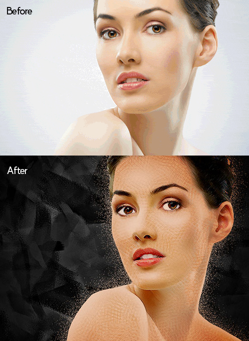 How to Turn a Photo Into a Beautiful Painting in Photoshop Tutorial