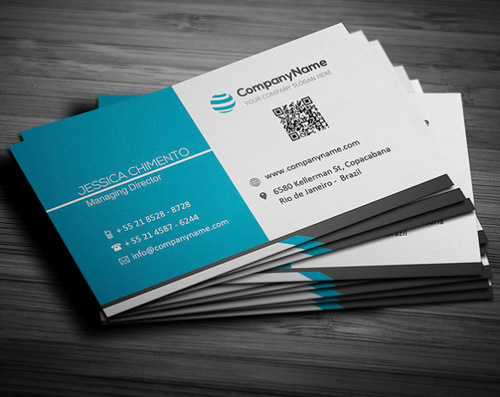 Corporate Design Business Card