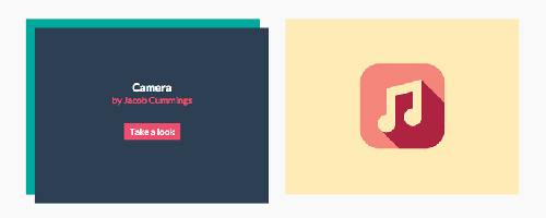How to Create Caption Hover Effects using HTML5 and CSS