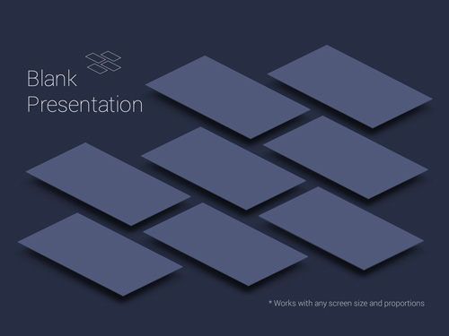 Isometric Perspective Screens Mock-Up Free PSD File