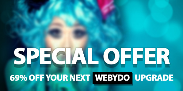 Professional Website Design Reinvented with Webydo and Our Readers Will Enjoy a Special Offer