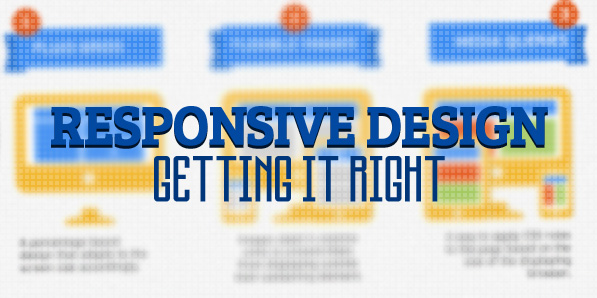 Responsive Design: Getting It Right [Infographic]