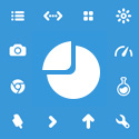 Post Thumbnail of 150 Free Pixel-Perfect Glyphs Icons in PSD