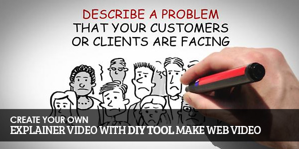 Create Your Own Explainer Video with DIY Tool Make Web Video