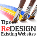 Post thumbnail of Great Tips to Redesign Existing Websites