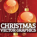 Post thumbnail of 32 Christmas Vector Graphics (Last time collection)