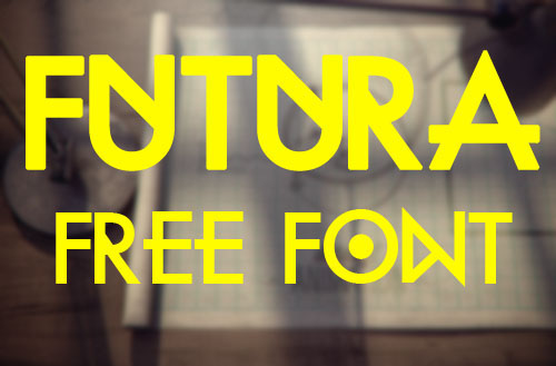 Futura FH free fonts of year 2013