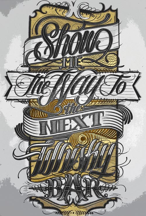 Show me the way...