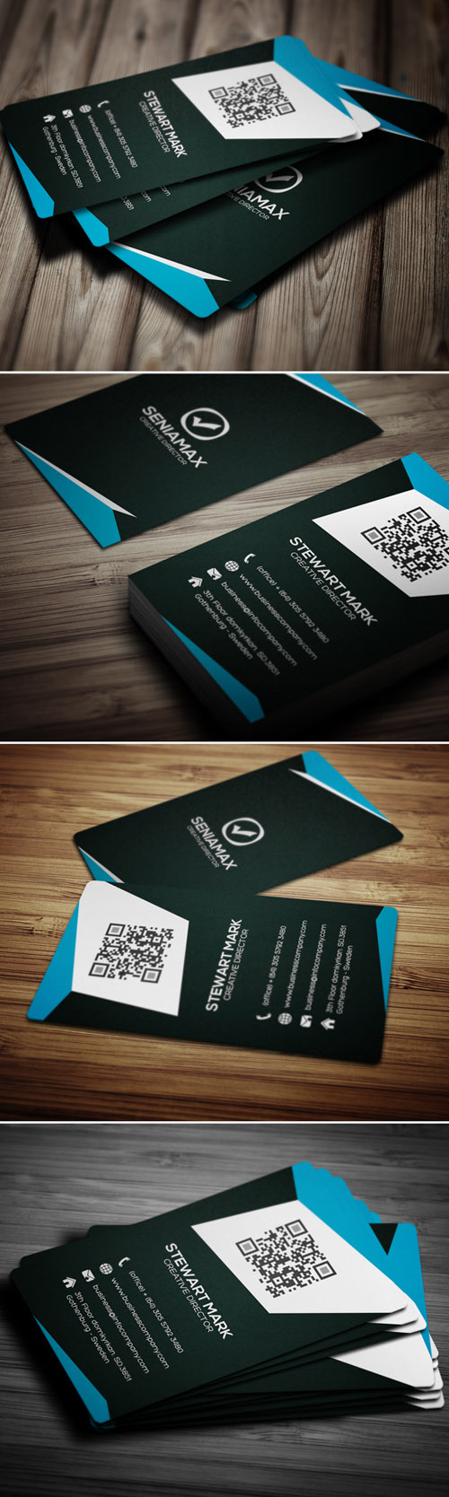 Professional Business Cards Design-18