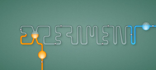 Create a Chemistry Tubes Text Effect in Adobe Illustrator