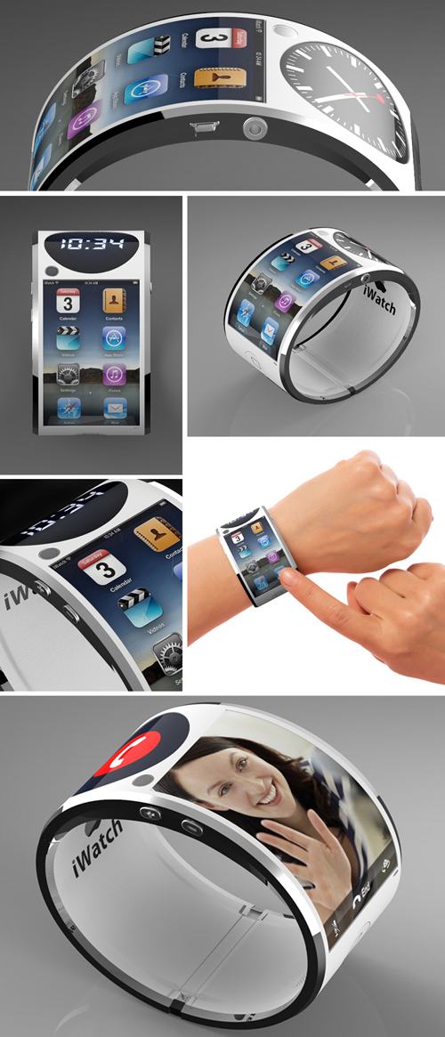 iWatch product concept