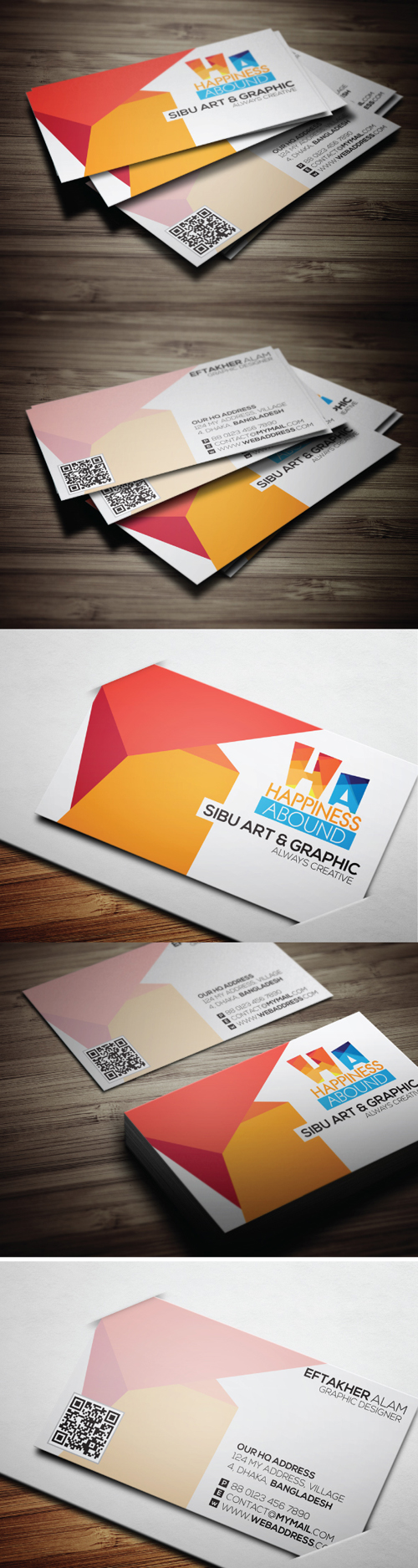 Creative Pro Business Card