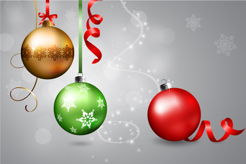 Create a Set of Realistic Christmas Baubles in Adobe Illustrator