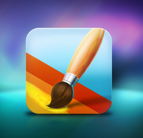 Icon for drawing app