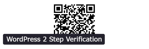 WordPress 2 Step Verification