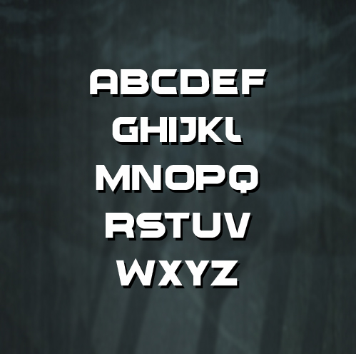 Outlier Font