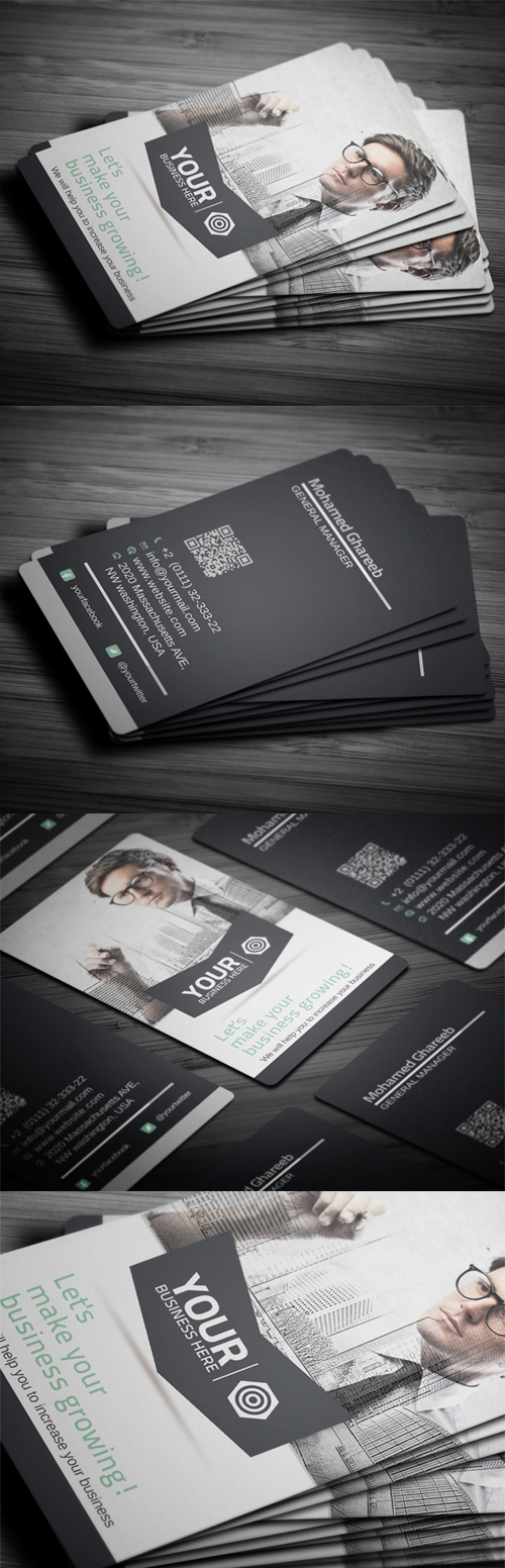 Business Cards Design: 50+ Amazing Examples to Inspire You - 41