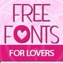 Post Thumbnail of 13 New Romantic Free Fonts