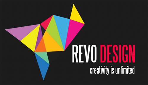 Revo Business Logo #logo #design