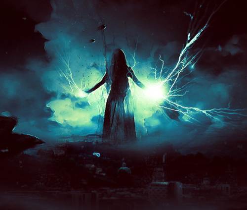 How to Create Dark Power Unleashed Surreal Digital Art in Photoshop