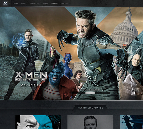 X-Men: Days of Future Past Official Site