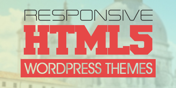 New Responsive HTML5 WordPress Themes