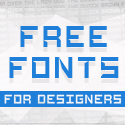 Post Thumbnail of 17 New Free Fonts for Headlines