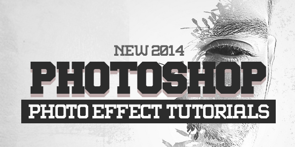 16 New Photoshop Photo Effect Tutorials