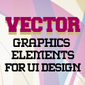 Post thumbnail of 35 New Vector Graphics and Vector Elements for UI Design