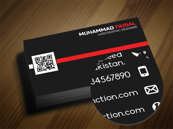 Business Card High Quality Preview