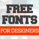 Post Thumbnail of 12 Latest Free Fonts for Designers