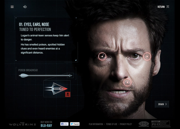 The Wolverine Unleashed