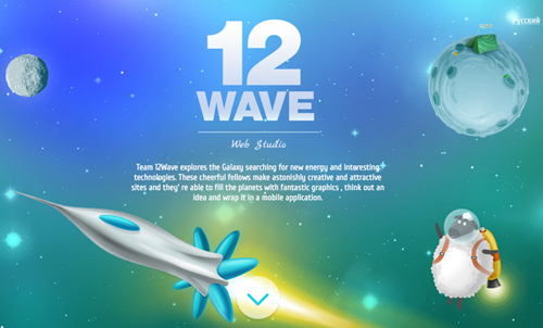 12Wave Web Studio