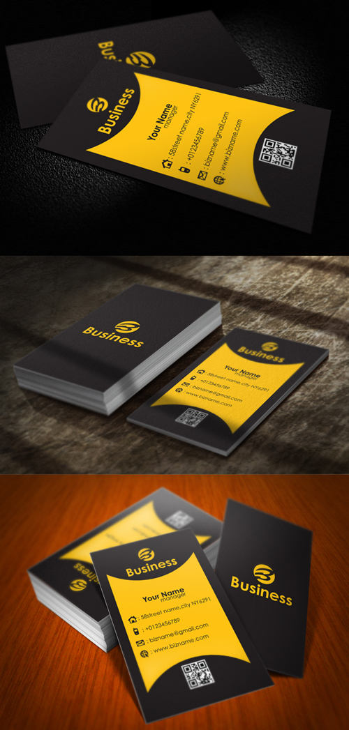 Professional Card Design