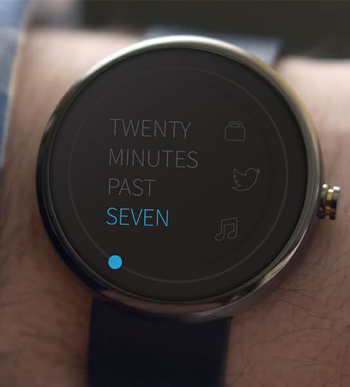 Simple Watch Concept