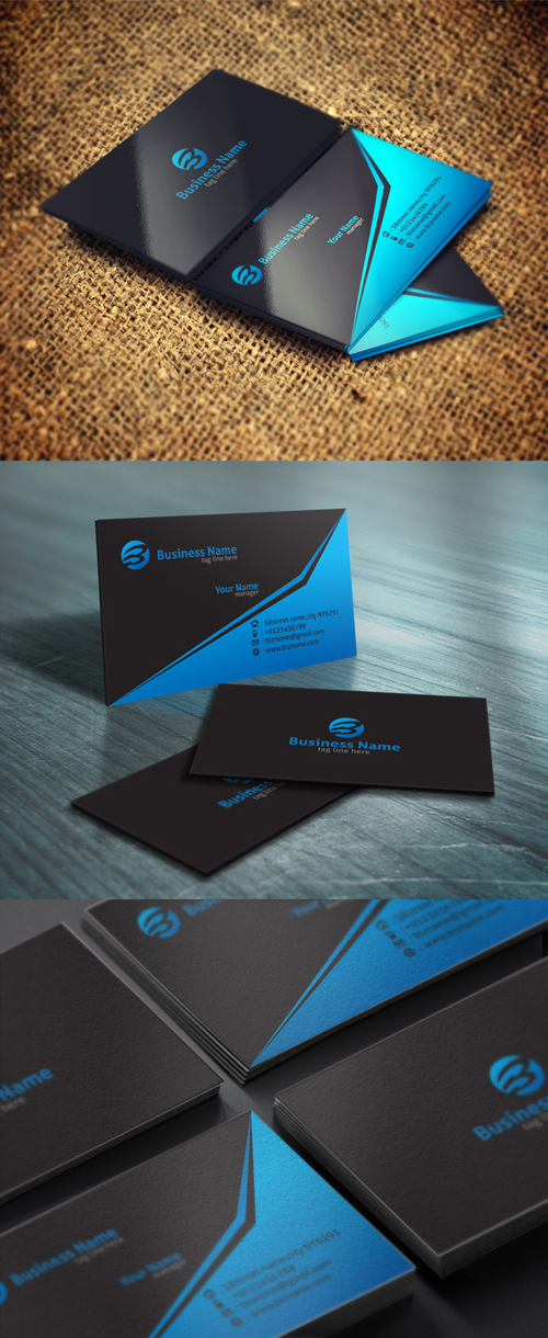 Corporae Business Card