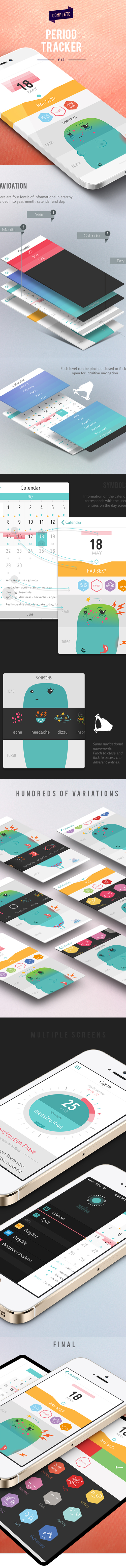 Amazing Mobile App UI Designs with Ultimate User Experience - 12