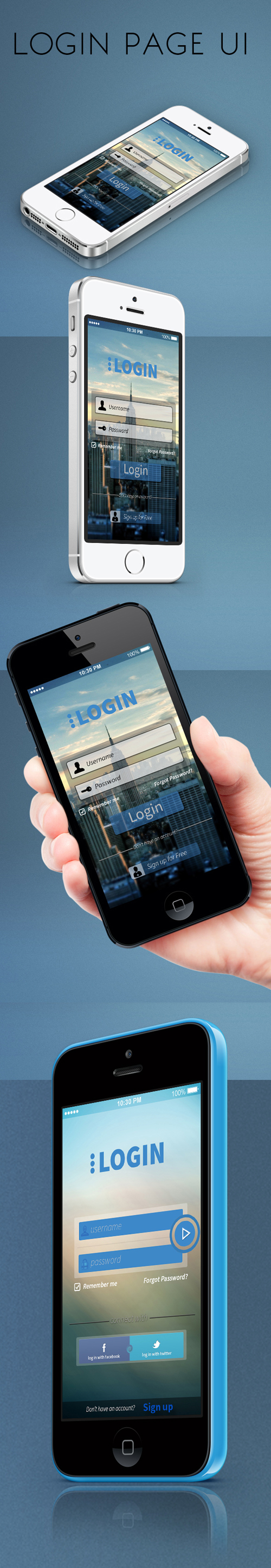 Amazing Mobile App UI Designs with Ultimate User Experience - 2