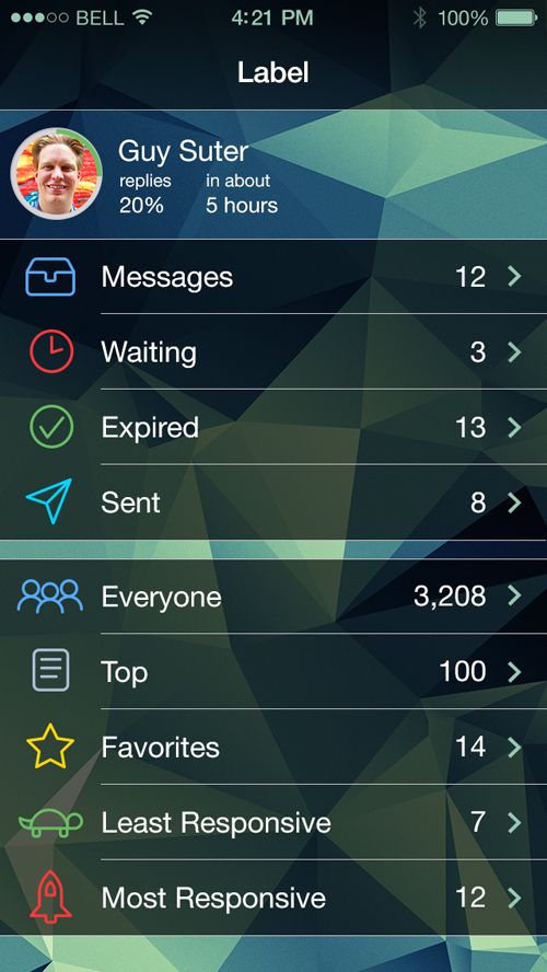 Amazing Mobile App UI Designs with Ultimate User Experience - 22