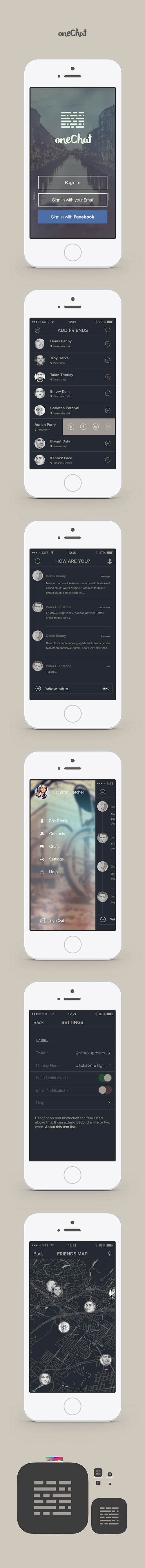 Amazing Mobile App UI Designs with Ultimate User Experience - 34