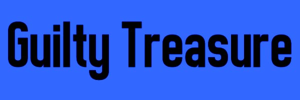 Guilty Treasure Font Free Download