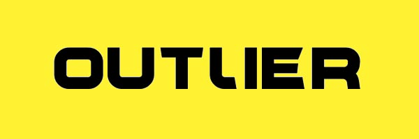 Outlier Font Free Download