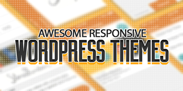 Awesome HTML5 Responsive WordPress Themes with Modern Design