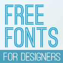 Post Thumbnail of 16 New Free Fonts for Graphic Designers