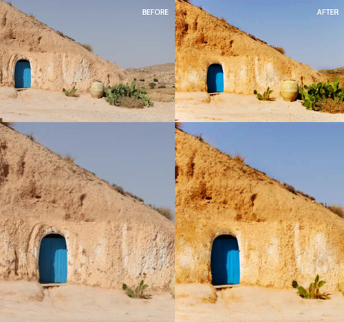 Retouching Photos in Ten Minutes or Less Photo Effect Tutorial